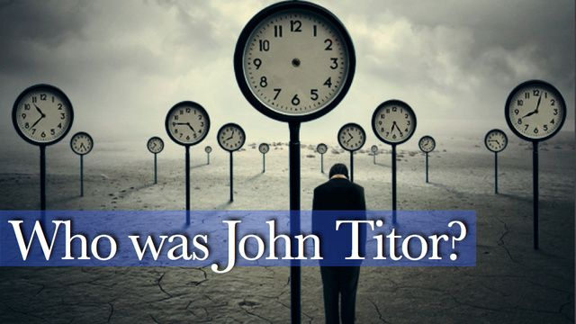 Who was Jhon Titor